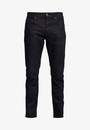 3301 SLIM - Slim fit jeans - nep stretch denim - rinsed