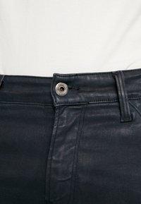 G-Star - RACKAM 3D SKINNY - Jeans Skinny Fit - loomer black - 3