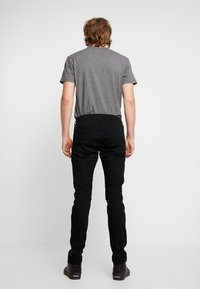G-Star - RACKAM 3D SKINNY - Jeans Skinny - elto nero black - 2
