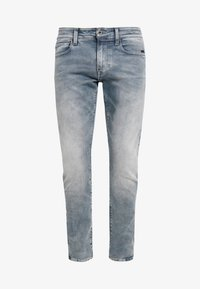 G-Star - REVEND - Jeans Skinny Fit - faded industrial grey - 4