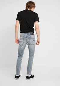 G-Star - REVEND - Jeans Skinny Fit - faded industrial grey - 2