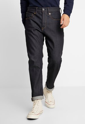 5650 3D RELAXED TAPERED - Jeans baggy - raw denim