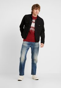 G-Star - 5650 3D RELAXED TAPERED - Relaxed fit jeans - kir denim o 2.0 antic faded lagoon - 1