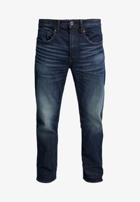 G-Star - 5650 3D RELAXED TAPERED - Jeans relaxed fit - kir stretch denim o - antic nile - 4