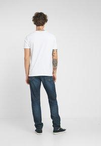 G-Star - 3301 SLIM - Jeans slim fit - denim/antic nile - 2