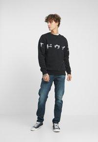 G-Star - 3301 SLIM - Jeans slim fit - denim/antic nile - 1