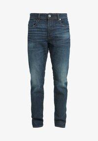 G-Star - 3301 SLIM - Jeans slim fit - denim/antic nile - 4