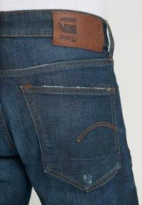 G-Star - 3301 SLIM - Jeans slim fit - denim/antic nile - 3
