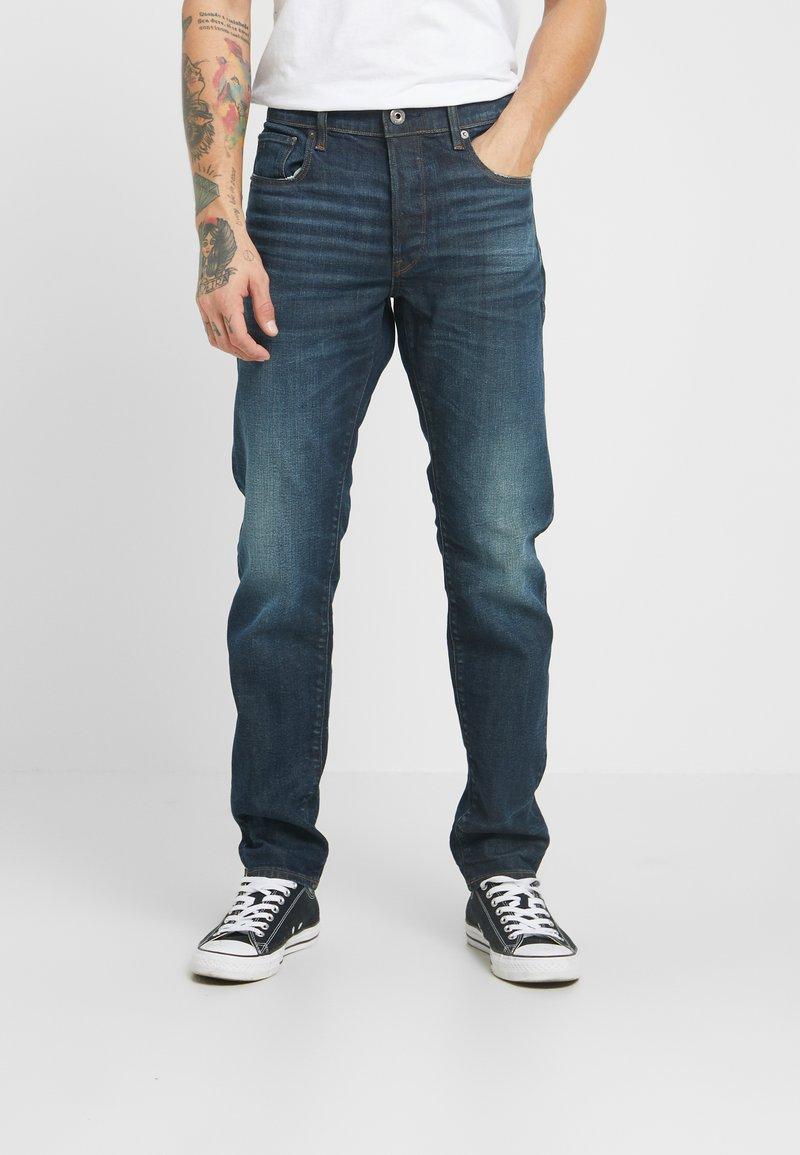 G-Star - 3301 SLIM - Jeans slim fit - denim/antic nile