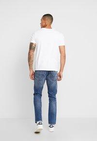 G-Star - 3301 STRAIGHT TAPERED - Jeans straight leg - kir stretch denim - 2