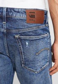 G-Star - 3301 STRAIGHT TAPERED - Jeans straight leg - kir stretch denim - 3