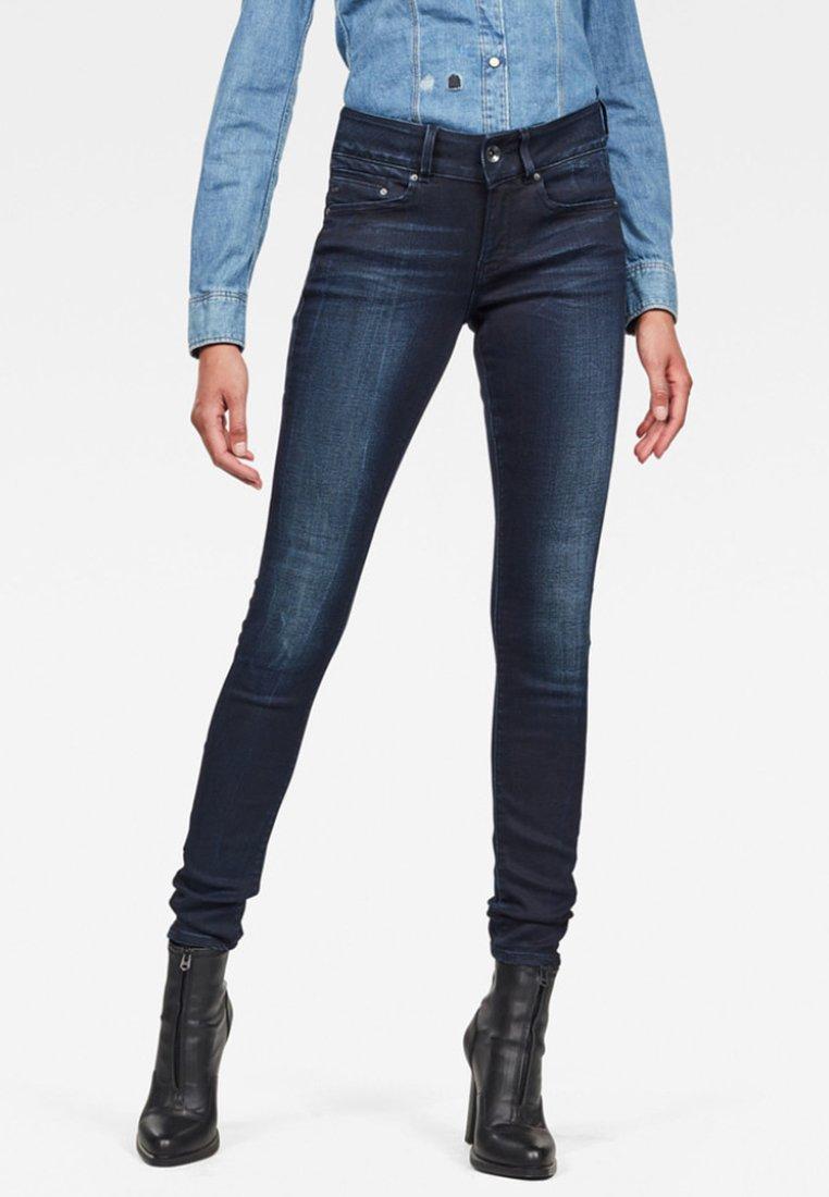 G-Star - MIDGE CODY  - Jeans Skinny Fit -  blue