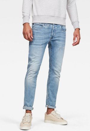 D-STAQ 5 POCKET - Slim fit jeans - blue