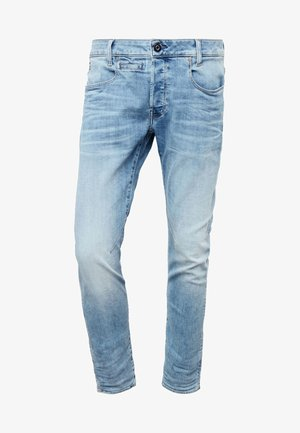 D-STAQ 5 POCKET - Jeans slim fit - blue
