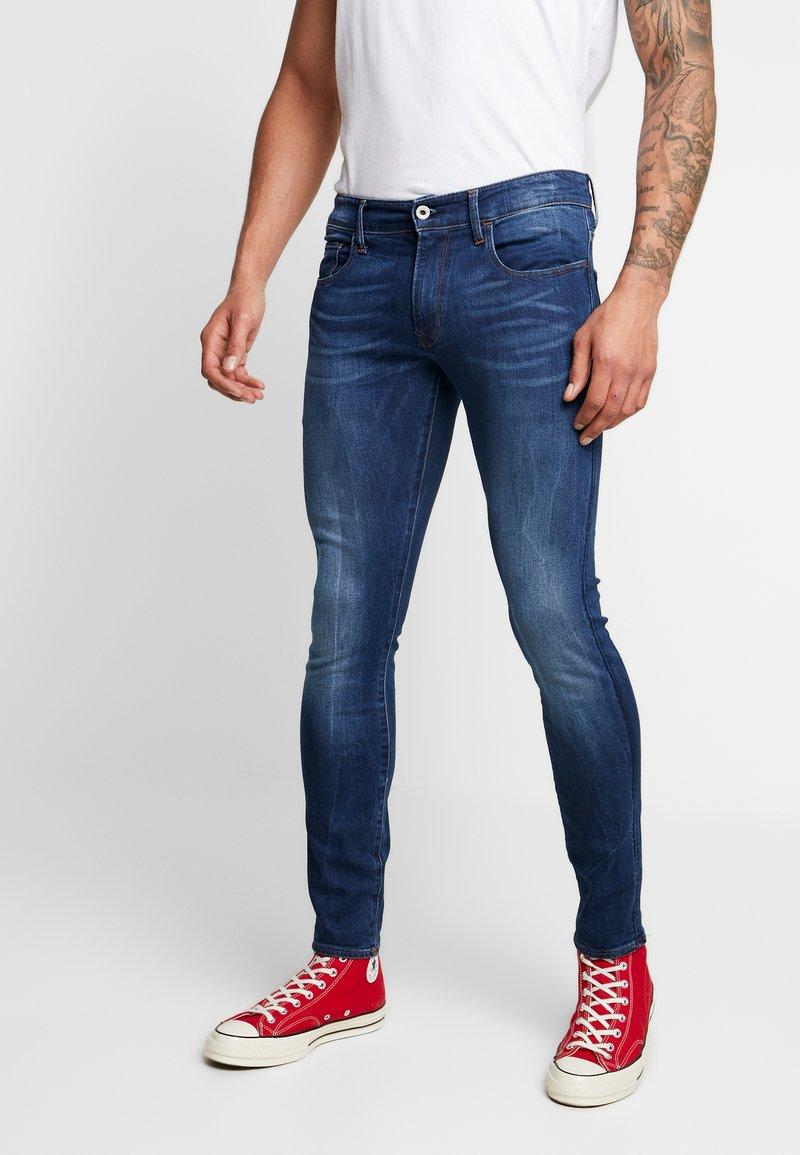 G-Star - 3301 DECONSTRUCTED SKINNY - Jeans Skinny Fit - brantley stretch denim