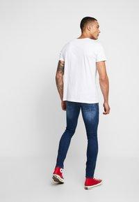 G-Star - 3301 DECONSTRUCTED SKINNY - Jeans Skinny Fit - brantley stretch denim - 5