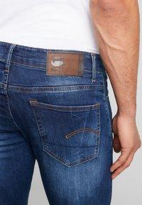 G-Star - 3301 DECONSTRUCTED SKINNY - Jeans Skinny Fit - brantley stretch denim - 4