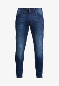 G-Star - 3301 DECONSTRUCTED SKINNY - Jeans Skinny Fit - brantley stretch denim - 3