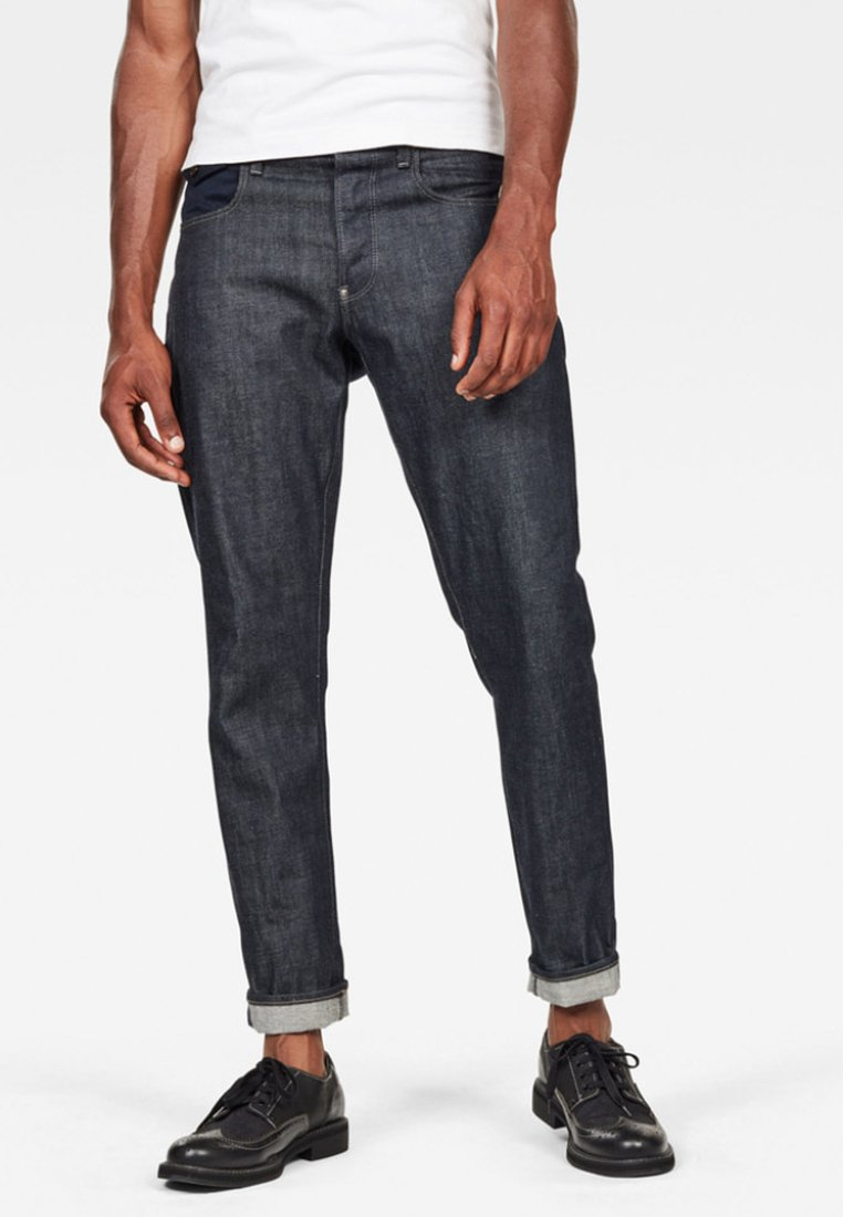 G-Star - Jeans Tapered Fit - dark blue
