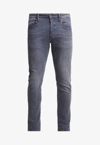 G-Star - 3301 DECONSTRUCTED SLIM - Jeans Slim Fit - elto slate superstretch - medium aged - 4