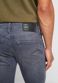 G-Star - 3301 DECONSTRUCTED SLIM - Jeans Slim Fit - elto slate superstretch - medium aged - 5