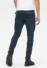 G-Star - ROVIC ZIP 3D SKINNY - Jeans slim fit - legion blue - 1