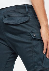 G-Star - ROVIC ZIP 3D SKINNY - Jeans slim fit - legion blue - 2