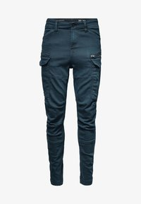 G-Star - ROVIC ZIP 3D SKINNY - Jeans slim fit - legion blue - 5