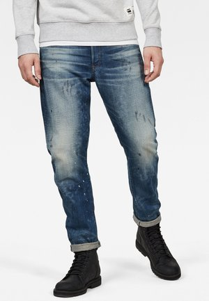 TYPE C 3D STRAIGHT TAPERED - Jeans Straight Leg - blue