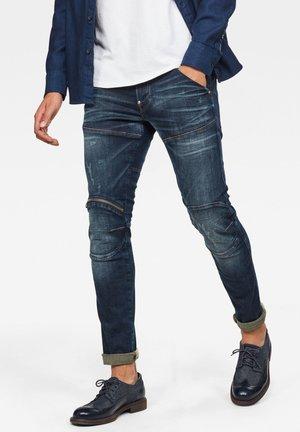 5620 3D  - Slim fit jeans - dark blue