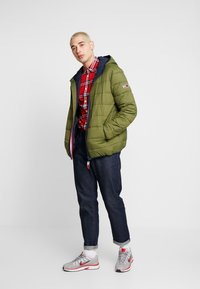 G-Star - MORRY 3D RELAXED TAPERED - Džíny Relaxed Fit - japanese stretch selvedge denim - 1