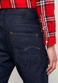 G-Star - MORRY 3D RELAXED TAPERED - Relaxed fit jeans - japanese stretch selvedge denim - 3