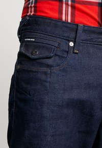 G-Star - MORRY 3D RELAXED TAPERED - Džíny Relaxed Fit - japanese stretch selvedge denim - 5