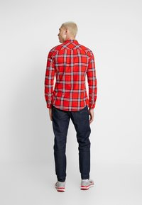 G-Star - MORRY 3D RELAXED TAPERED - Relaxed fit jeans - japanese stretch selvedge denim - 2