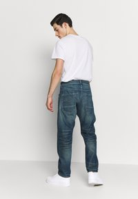 G-Star - MORRY 3D RELAXED TAPERED - Džíny Relaxed Fit - dark blue denim - 2