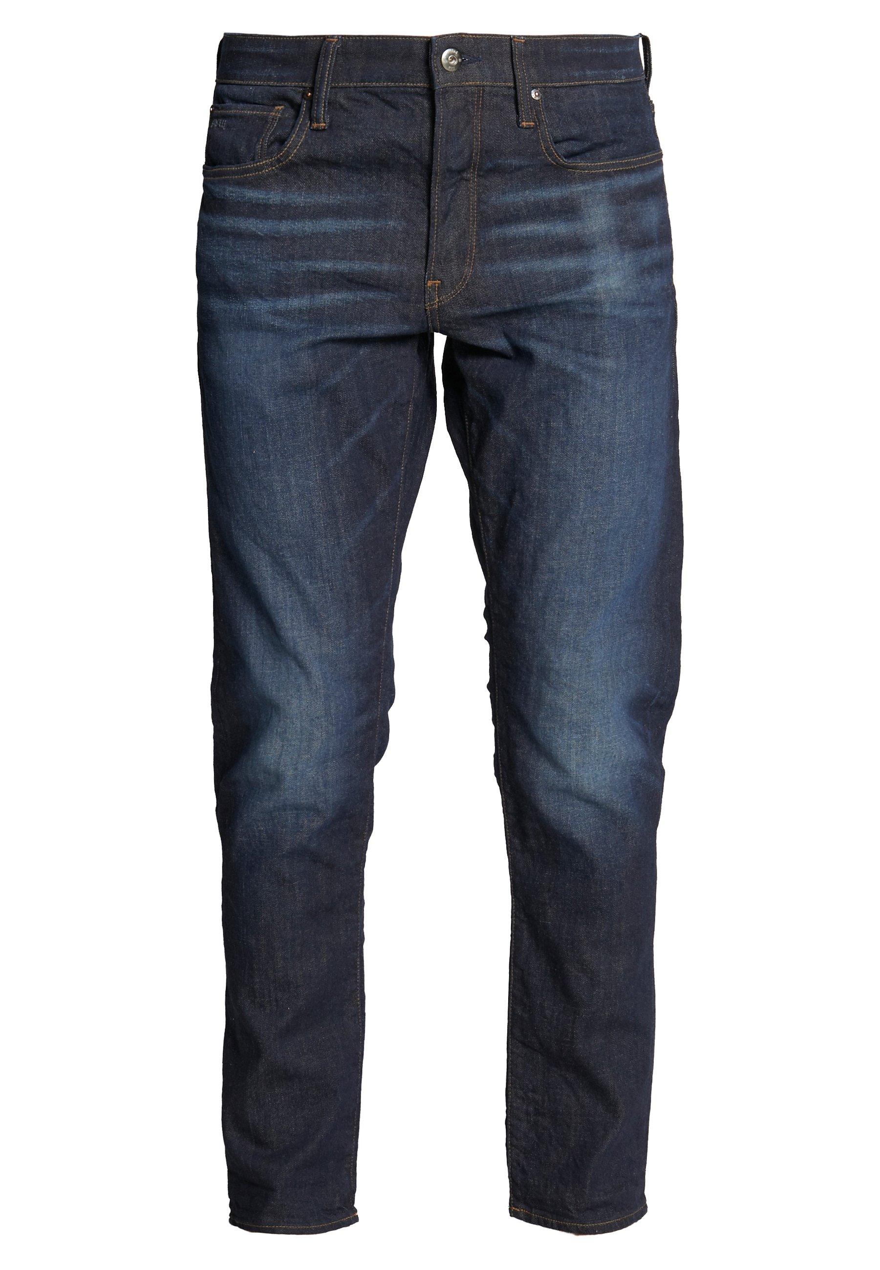 G-star Straight Tapered - Jeans Leg Kir Stretch Denim/worn In