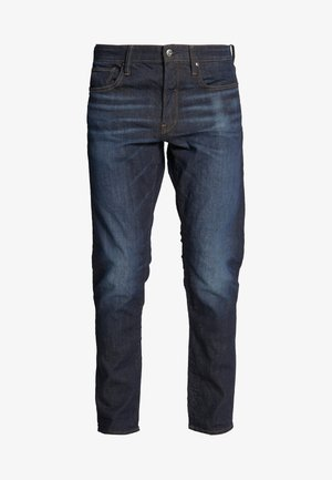 STRAIGHT TAPERED - Jeansy Straight Leg - kir stretch denim/worn in