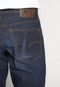G-Star - STRAIGHT TAPERED - Jean droit - kir stretch denim/worn in - 5