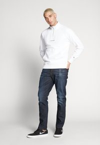 G-Star - STRAIGHT TAPERED - Jean droit - kir stretch denim/worn in - 1