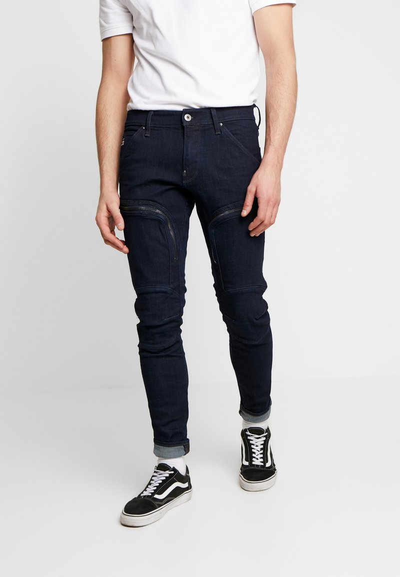 G-Star - AIR DEFENCE ZIP - Jeans slim fit - raw denim