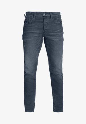 BLEID SLIM - Slim fit jeans - teal stretch denim - worn in teal