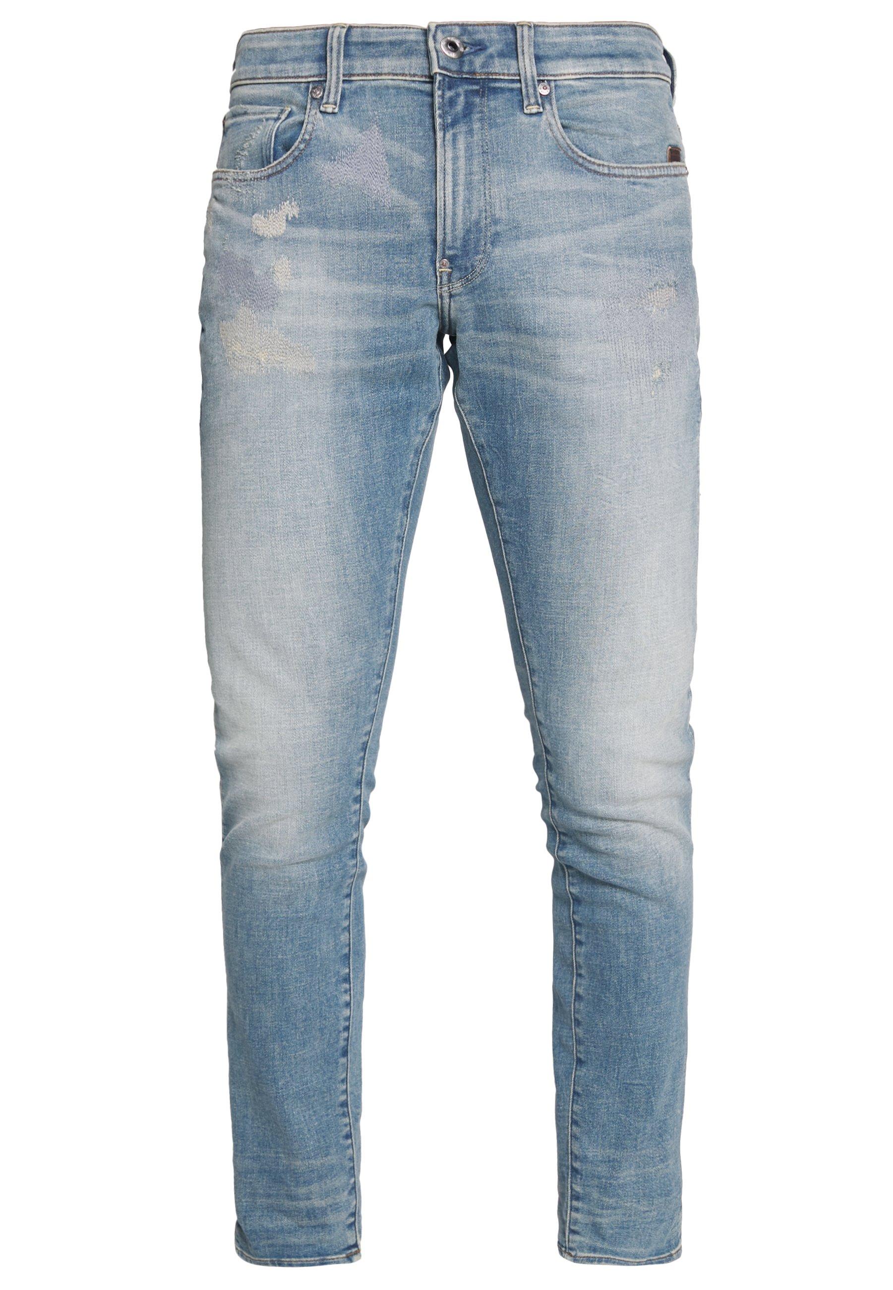 REVEND SKINNY Jeans Skinny Fit heavy elto pure vintage carolina blue restored