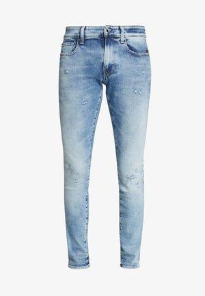 REVEND SKINNY - Jeans Skinny Fit - light-blue denim