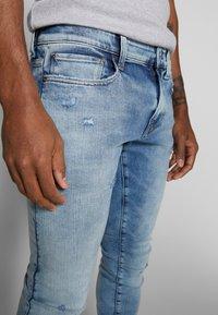 G-Star - REVEND SKINNY - Jeans Skinny Fit - light-blue denim - 3
