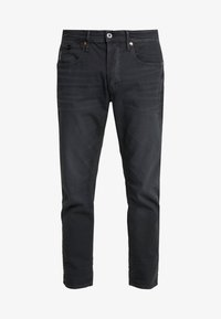 G-Star - LOIC RELAXED TAPERED COJ - Jeans Relaxed Fit - pite stretch raven - 4