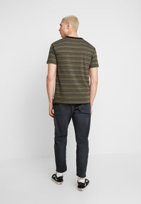 G-Star - LOIC RELAXED TAPERED COJ - Jeans Relaxed Fit - pite stretch raven - 2