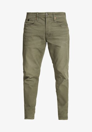 LOIC RELAXED TAPERED COJ - Relaxed fit jeans - khaki