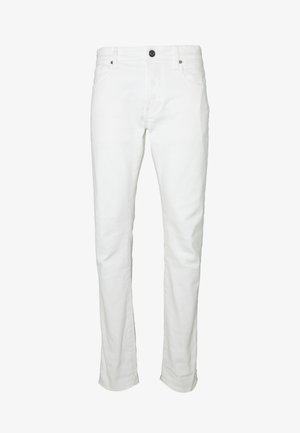 SLIM - Slim fit jeans - heavy launded stretch denim milk