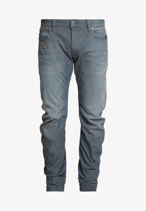 ARC 3D SLIM - Slim fit jeans - antic chart grey