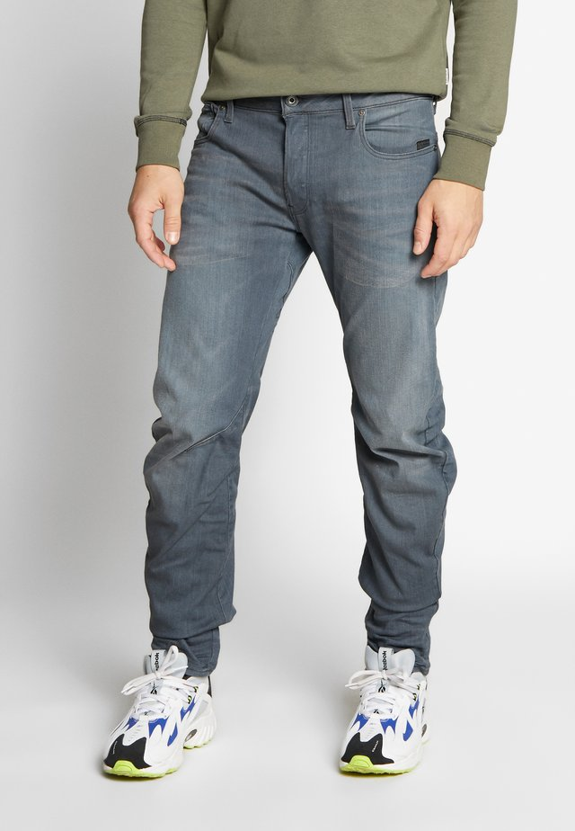 ARC 3D SLIM - Jeans Slim Fit - antic chart grey